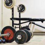 体質改善8週間目、体重の推移
